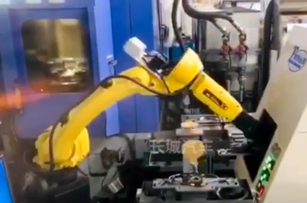 Great Wall Automated Production Line